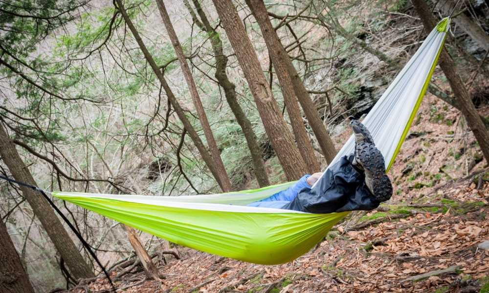 TNH Outdoors Double Camping Hammock Review